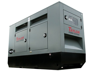 Large-sized diesel and natural gas generators for corporations and campuses.